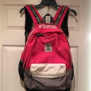 PINK Backpack!